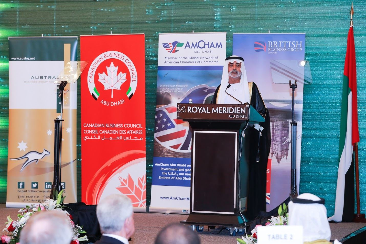 Canadian Business Council Abu Dhabi - Gallery